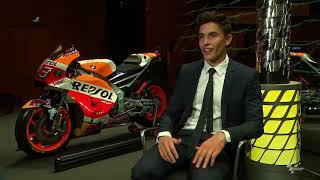 Video Entrevista a Marc Márquez, Campeón del Mundo de MotoGP 2017 MP3, 3GP, MP4, WEBM, AVI, FLV Februari 2018