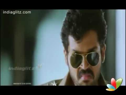 Alex Pandian | Official Trailer | Karthi – Anushka Shetty – Santhanam | Latest Tamil Movie