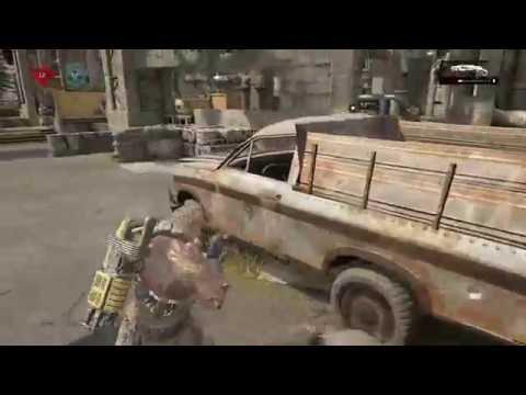 Gears of War 4 - AMAZING ONLINE MULTIPLAYER GAMEPLAY!