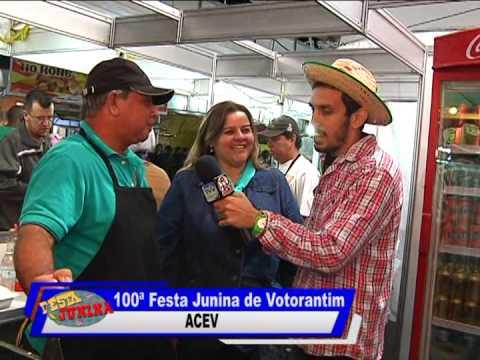 100ª Festa Junina de Votorantim - ACEV