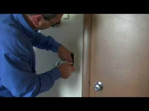 Installing an Occupancy Sensor