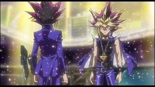 "Yu-Gi-Oh!: The Dark Side of Dimensions : ""Pharaoh Atem saves the World."""