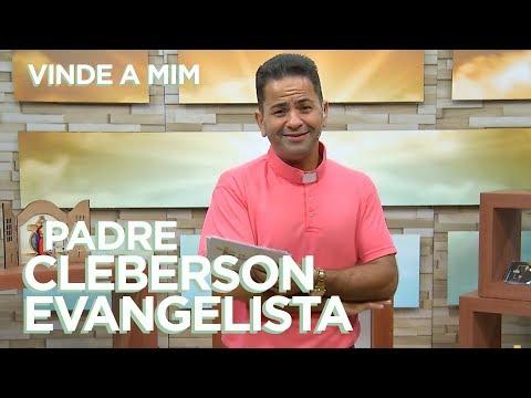 PROGRAMA VINDE A MIM   PADRE CLEBERSON EVANGELISTA   03/03/18