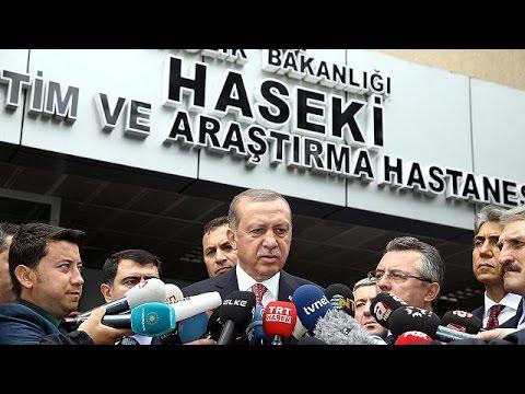 Κωνσταντινούπολη: Μακελειό με στόχο αστυνομικούς