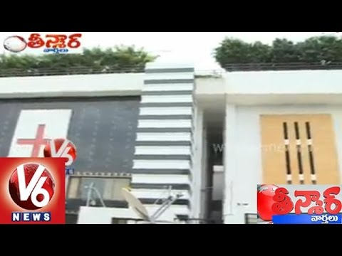 Jagan plans to shift YSR Congress party office to his residence  Teenmaar News