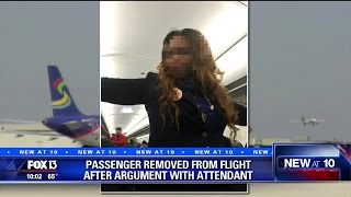 Flight attendant disciplined for controversial BLM pin