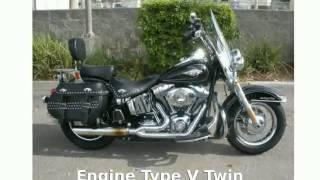 10. 2009 Harley-Davidson Softail Heritage Softail Classic - Walkaround, Info