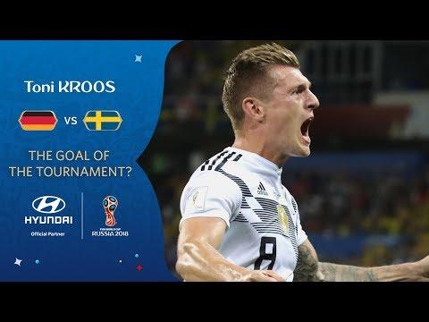 العرب اليوم - شاهد: ألمانيا تحقق فوزًا مهمًا على السويد بثنائية