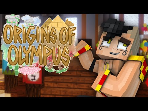 ITS PARTY TIME, SO MANY NEW FRIENDS! - Origins Of Olympus S2 (Percy Jackson RP) |Ep.6|