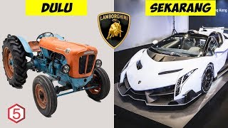 Video Ternyata Lamborghini Berawal Dari Traktor Dan Di Hina Ferrari MP3, 3GP, MP4, WEBM, AVI, FLV Mei 2019