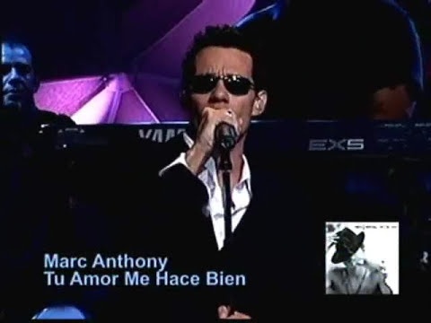 Tu amor me hace bien - Marc Anthony