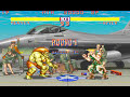 CAPCOM – Street Fighter II Intro