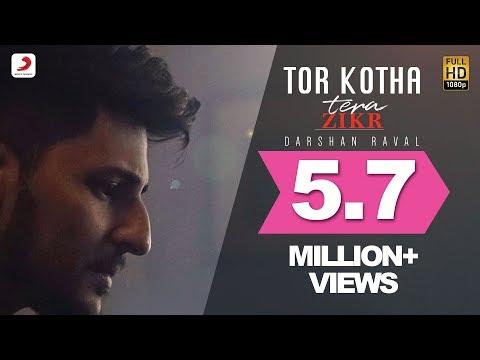 Video Tor Kotha - Darshan Raval | Tera Zikr | Bengali Version download in MP3, 3GP, MP4, WEBM, AVI, FLV January 2017