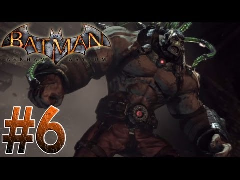 batman aa - Batman Arkham Asylum Part 6 .