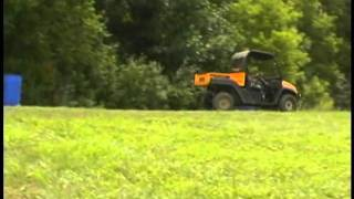 1. Cub Cadet 4x4 diesel