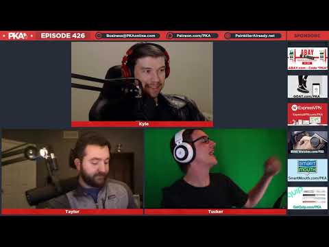 Pka 426 - Tucker, Top 1% - Kyle's Jail Tales & Getting Into Puke Play, Accidental Sister Loving