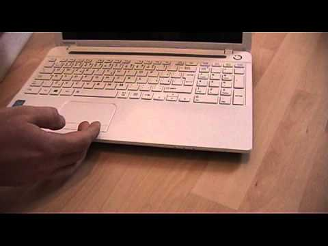 Toshiba Satellite C55 - cheap white notebook review