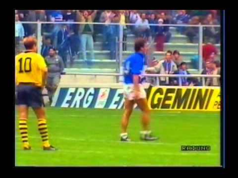 coppa delle coppe 1989-90: sampdoria-borussia d. 8vi di finale-ritorno!