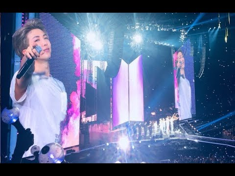 BTS Love Yourself World Tour 2018 Amsterdam