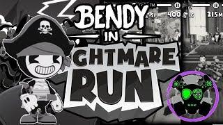 Adorable Pirate Bendy - Bendy in Nightmare Run - Part 3