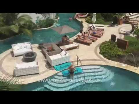 Sandals Barbados - Crystal Lagoon One Bedroom Butler Suite with Balcony Tranquility Soaking Tub - 1B