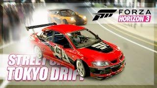 Nonton Forza Horizon 3 - Tokyo Drift Recreation! (Build & Drift Chase) Film Subtitle Indonesia Streaming Movie Download