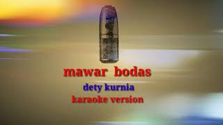 Video Karaoke pop sunda mawar bodas-dety kurnia MP3, 3GP, MP4, WEBM, AVI, FLV Desember 2018