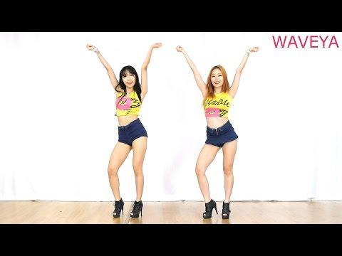 Gái Xinh Hàn Quốc Dance - WAVEYA SISTAR SHAKE IT cover dance