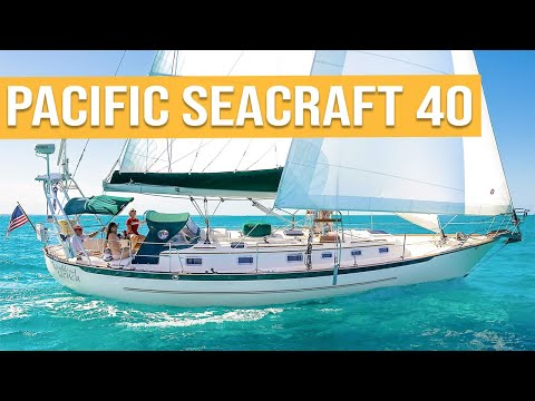 Last Sailboat on our List & WE LOVE IT… Now what?! | Pacific Seacraft 40 | S05E09