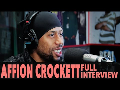Affion Crockett Does Impressions, Talks Comedy, And More! (Full Interview) | BigBoyTV