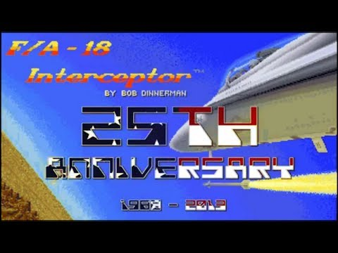 f18 interceptor amiga 500