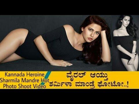 Video Kannada Heroine Sharmila Mandre Hot Photo Shoot Video | Photoshoot Ever | download in MP3, 3GP, MP4, WEBM, AVI, FLV January 2017