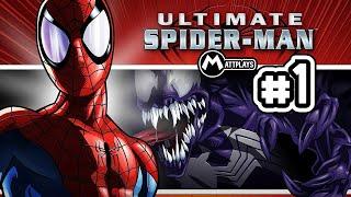 Ultimate Spider-Man - #1 - Spidey & Venom: El dúo Simbiótico