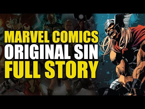 Thor Becomes Unworthy of His Hammer (Original Sin: Full Story)