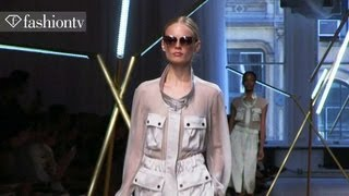 Jason Wu Spring/Summer 2014 ft Karlie Kloss, Jourdan Dunn | New York Fashion Week NYFW | FashionTV