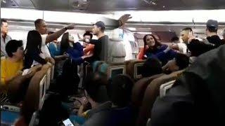 Video Viral Wanita Picu Kericuhan di Pesawat Garuda Indonesia hingga Diturunkan, Berawal Kakinya Diinjak MP3, 3GP, MP4, WEBM, AVI, FLV Januari 2019