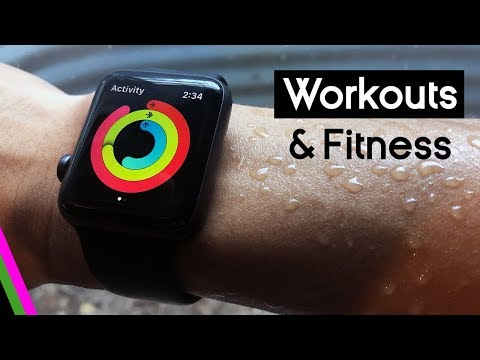 Apple Watch Series 3 Workout/Fitness Review (watchOS 4)