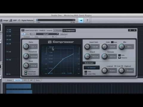 Mastering With Stock Plugins: Compression – TheRecordingRevolution.com