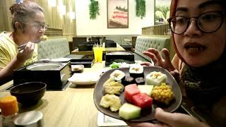 Video Makan sepuasnya di Shaburi Citywalk Sudirman // #vlog47 MP3, 3GP, MP4, WEBM, AVI, FLV Juli 2018