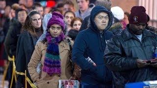 DARK SIDE OF BLACK FRIDAY #BBCtrending - BBC NEWS