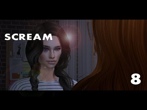 """Scream: Sims 2 Voice Over Series: Episode 8: """"Unmasked"""""""