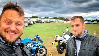 4. A Trip To The Coast On The 2018 Suzuki Hayabusa & GSX-R1000R