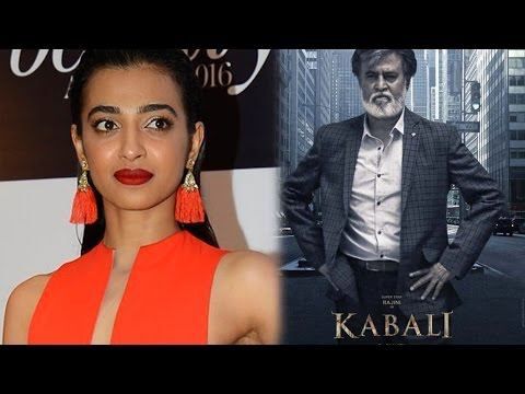 Here's Why Radhika Apte Did Not Promote Rajinikant