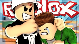 ROBLOX High School - MEETING THE BULLY! (ROBLOX Roleplay) #2