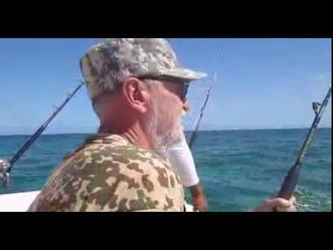 кубинская рыбалка видео