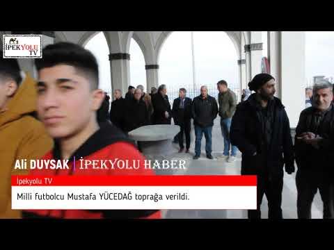 Milli futbolcu Mustafa YÜCEDAĞ Hollanda ' da geçirdiği kalp krizi sonucu hayatını kaybetmiştir.