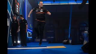 "Dirk van Duijvenbode on Ally Pally win over Rob Cross: ""Leave me as underdog, I'll prove them wrong"""