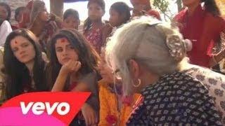 Selena Gomez Visit Nepal UNICEF