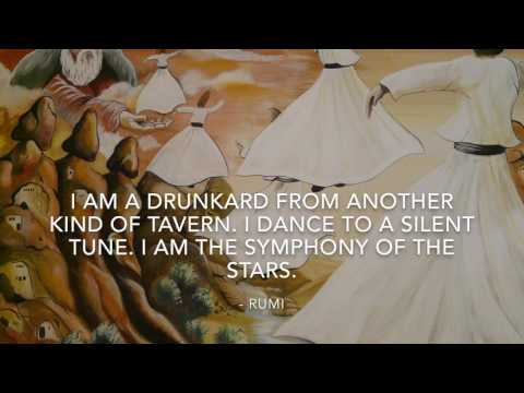 Rumi Poem Quote (English) - I Am The Symphony Of The Stars