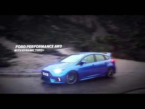 Το νέο Ford Focus RS θα έχει και Drift mode